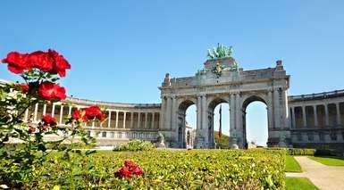 PINCELADAS DE FLANDES      -                     Bruselas, Amberes, Flandes, Lovaina                     Malinas, Grand Place, Brujas, Gante