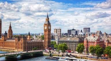 Londres - Puente de Diciembre
