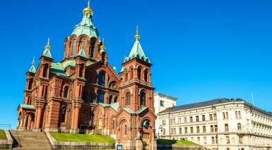 Helsinki, San Petersburgo y Moscú