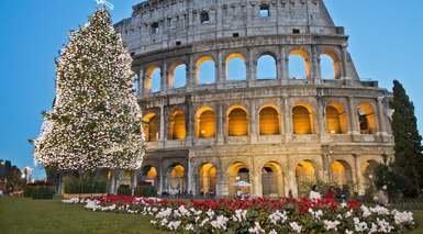 Estancia en Roma - Puente de Diciembre