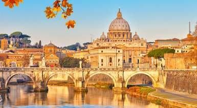 5 Dias en Roma con visitas