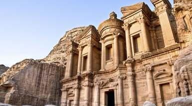 JORDANIA LEGENDARIA      -                     Amán, Monte Nebo, Petra, Valle del Jordán                     Wadi Rum, Mar Muerto, Madaba