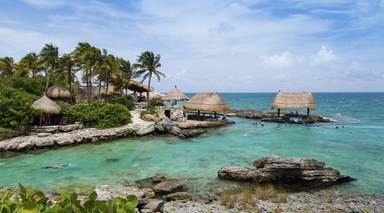 PLAYAS DE RIVIERA MAYA       -                     Playa del Carmen, Riviera Maya                     Mar Caribe