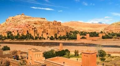 Marrakech, Desierto de Merzouga y Ouarzazate