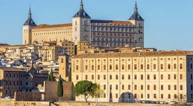 Ruta del Quijote y Toledo