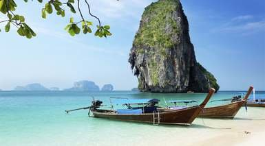 BANGKOK Y KRABI - SEMANA SANTA      -                     Bangkok                     Krabi