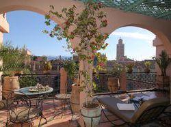 فندق Riad Catalina مراكش