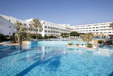 Piscina Hotel Best Oasis Tropical Moj�car