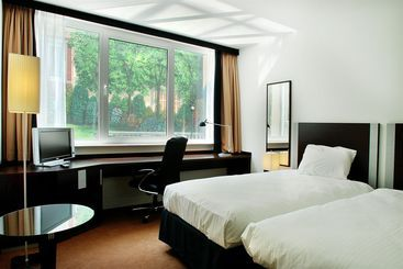 Bruxelas (melhor preço): Progress Hotel 4* desde 34€ por noite/pax (10 dez - 11 dez) [opção voos incl.]