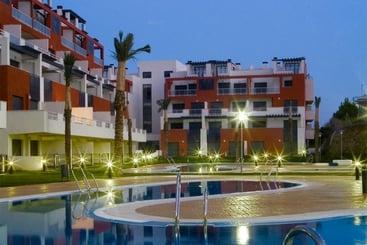 Apartamentos Marina Rey II Vera