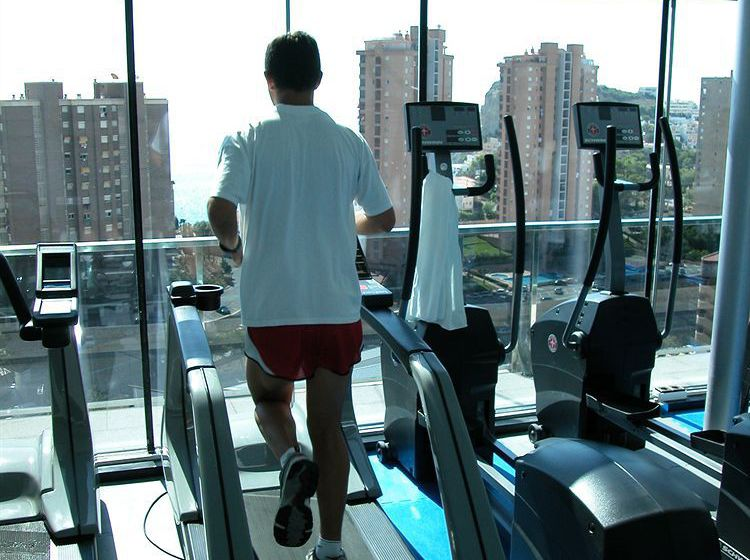 Sports facilities Gran Hotel Bali Benidorm