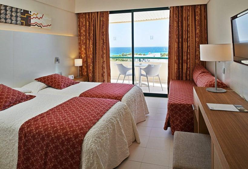 Habitación Hipotels Marfil Playa Sa Coma