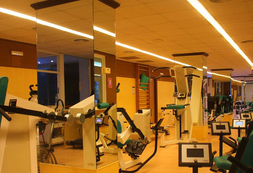 Sport center Hotel AR Roca Esmeralda & Spa Calpe