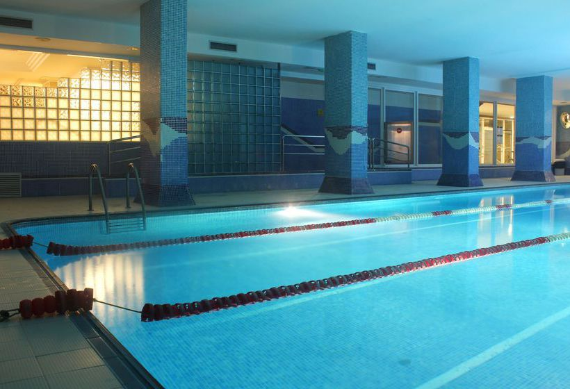 Swimming pool Hotel AR Roca Esmeralda & Spa Calpe
