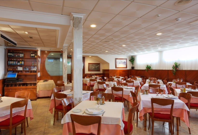 Restaurant Hotel Bilbaino Benidorm