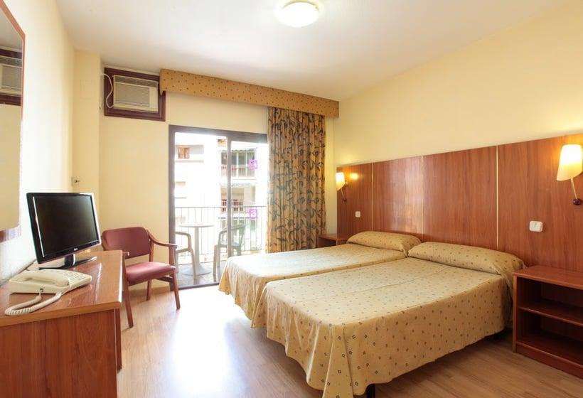 Room Hotel Brasil Benidorm