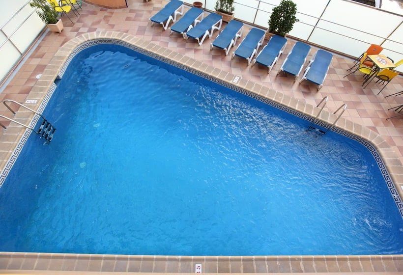 Swimming pool Hotel Brasil Benidorm