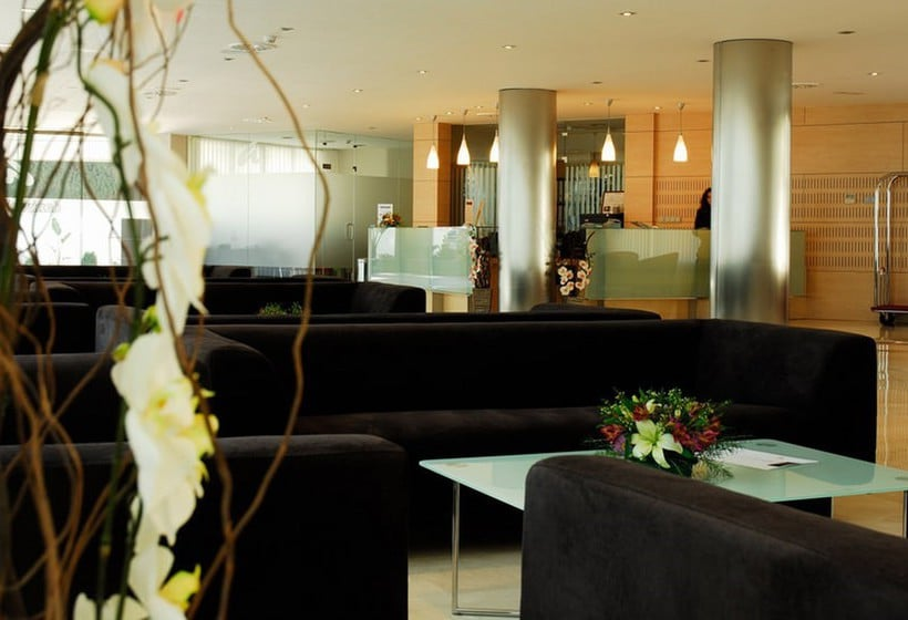 Common areas Hotel Daniya Alicante