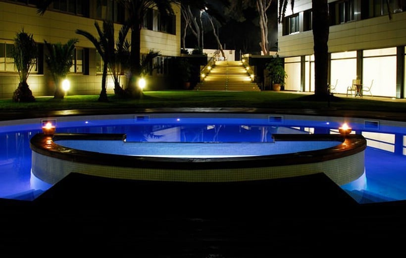 Swimming pool Hotel Daniya Alicante