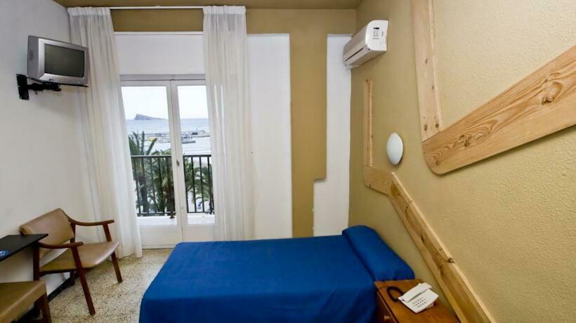 Отель эсмеральда бенидорм испания