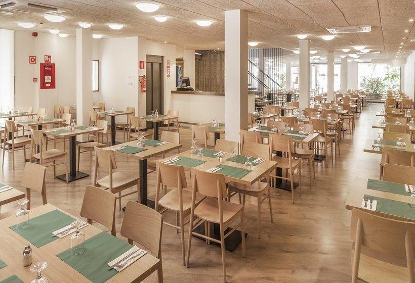 Restaurant Hotel Gala Placidia Benidorm