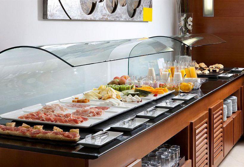 Restaurant Hotel NH Rambla de Alicante