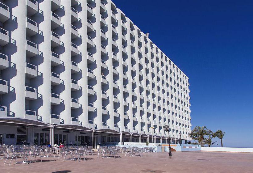 بیرونی هتل Playas de Guardamar Guardamar del Segura