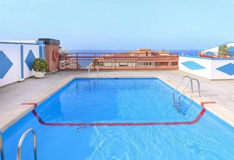 Hotel port fleming en benidorm destinia for Piscinas benidorm