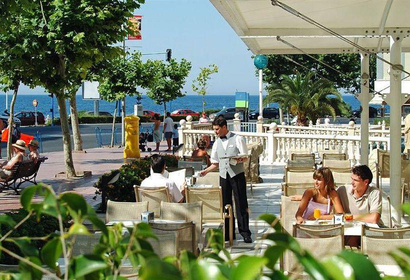 Cafeteria Hotel RH Corona del Mar Benidorm