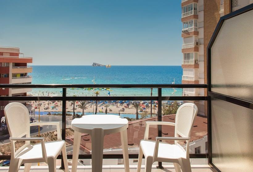 Terrace Hotel RH Corona del Mar Benidorm
