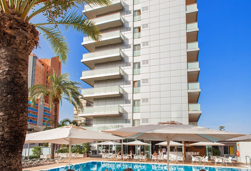 Outside Hotel RH Royal - Adults Only & All Inclusive Benidorm
