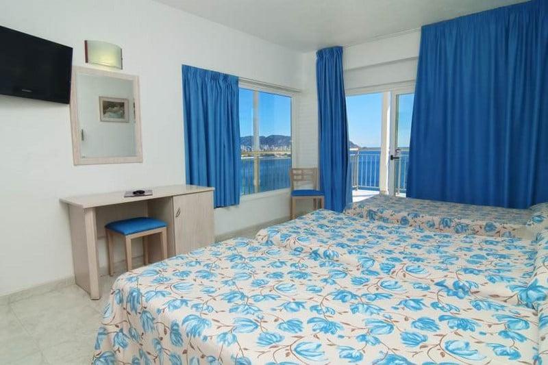 Room Hotel Servigroup Torre Dorada Benidorm