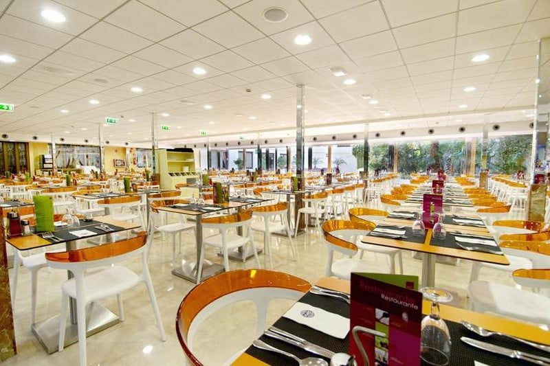 Restaurant Hotel Servigroup Venus Benidorm