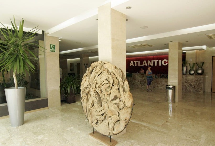 Reception AzuLine Hotel Atlantic Es Canar