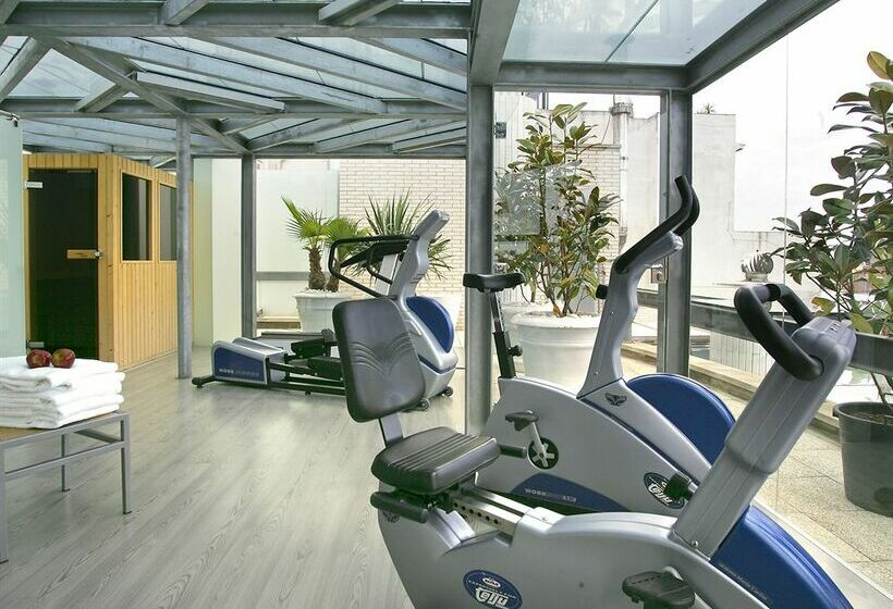 Sports facilities Claris Hotel Barcelona