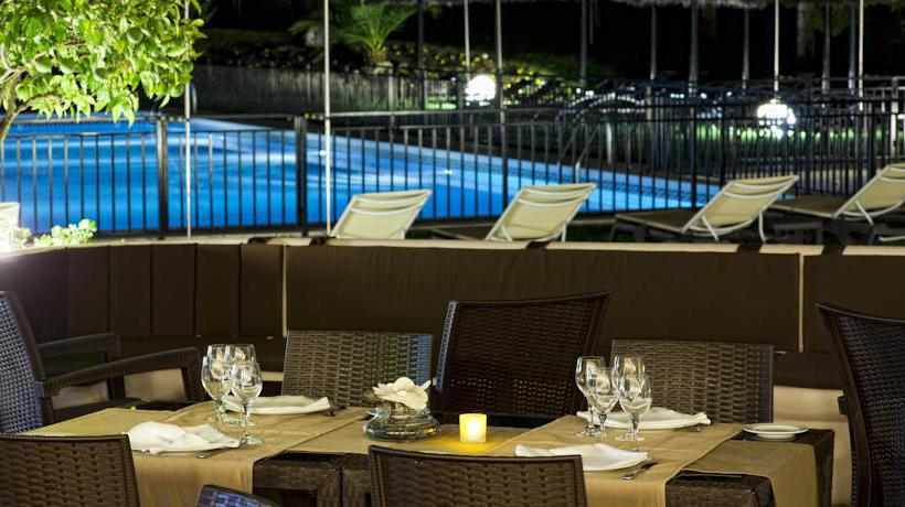 Restaurant Hotel Barceló Cáceres V Centenario Caceres