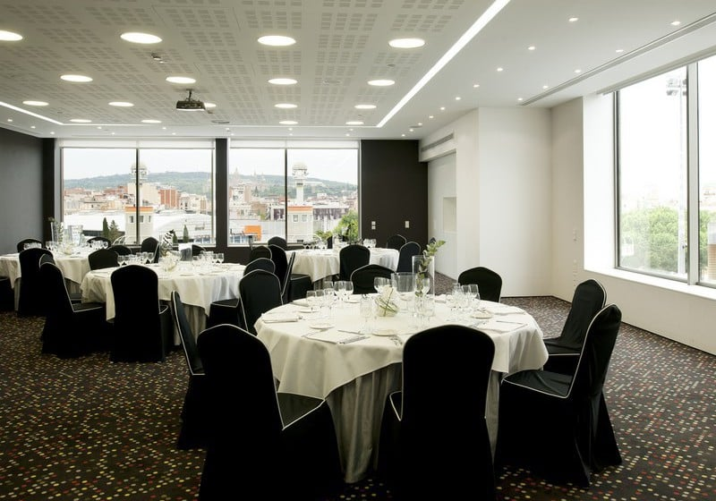 Meeting rooms Hotel Barceló Sants Barcelona