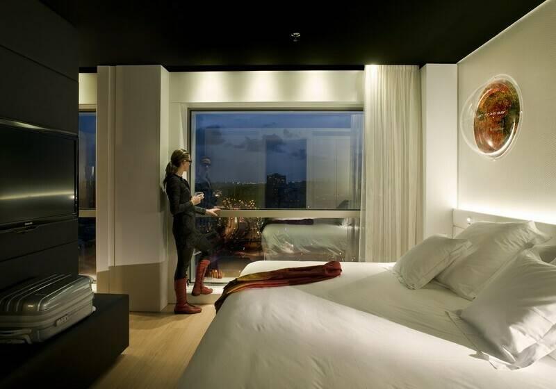 Room Hotel Barceló Sants Barcelona