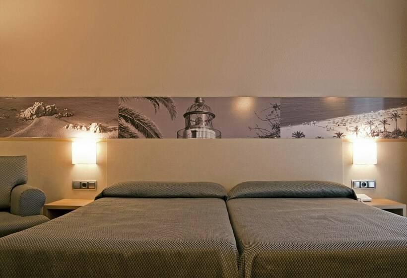 Room Hotel Bernat II Calella