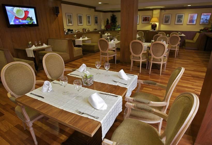 Restaurante Hotel Borgia Gandía