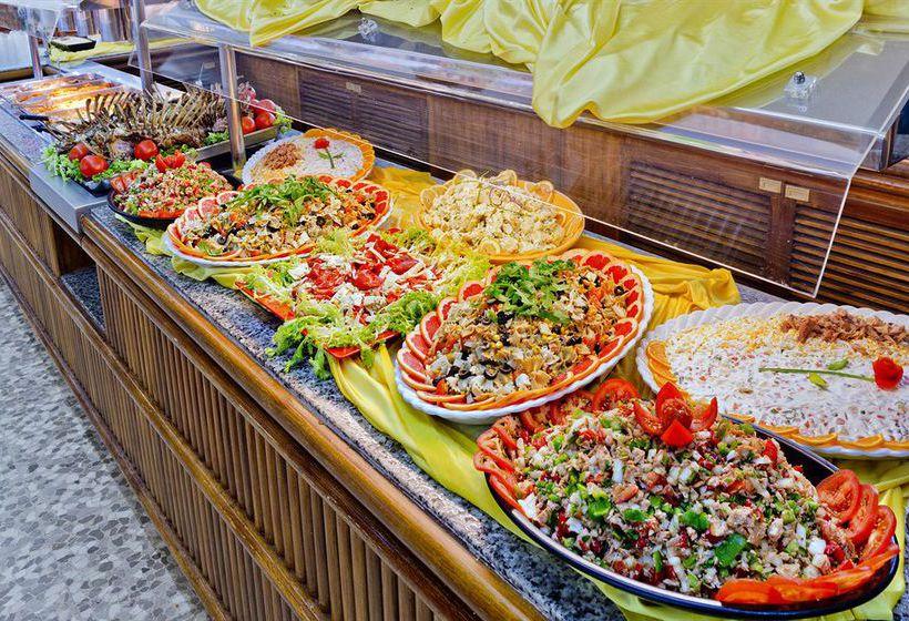 Restaurant Hotel Cartagonova Malgrat de Mar