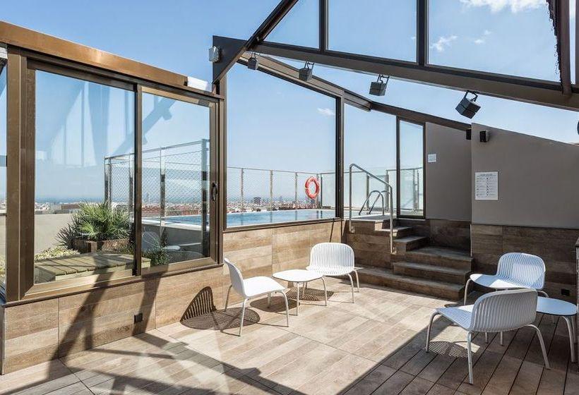 Hotel Catalonia Park Putxet Barcelona
