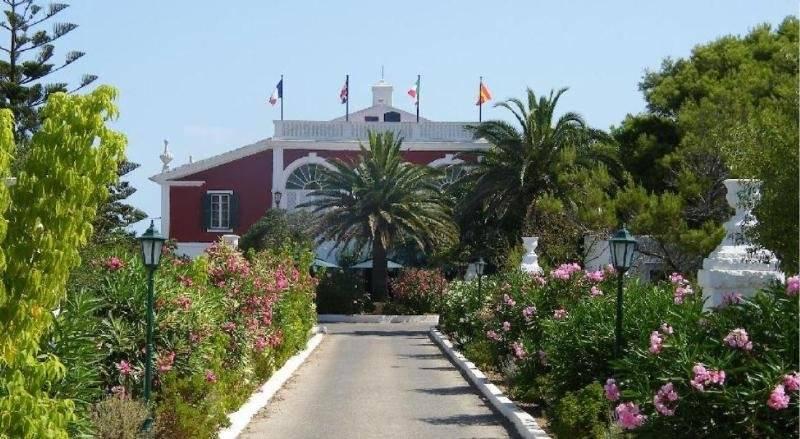 Hotel del Almirante Es Castell