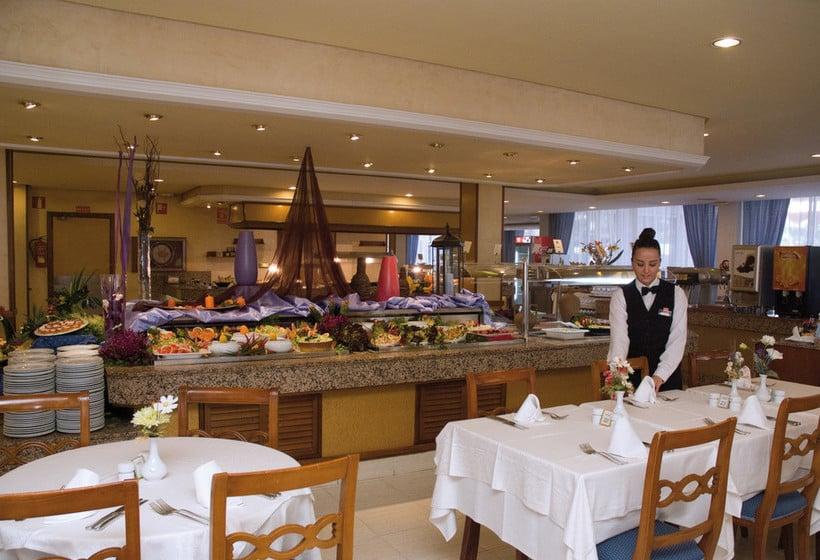 رستوران هتل Riu Concordia Platja de Palma
