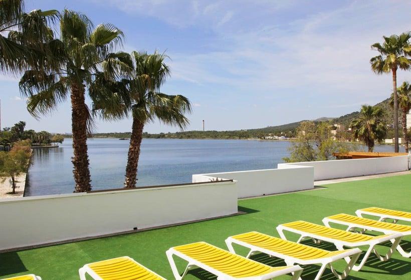 Terrace Hotel Roc Boccaccio Port d'Alcudia