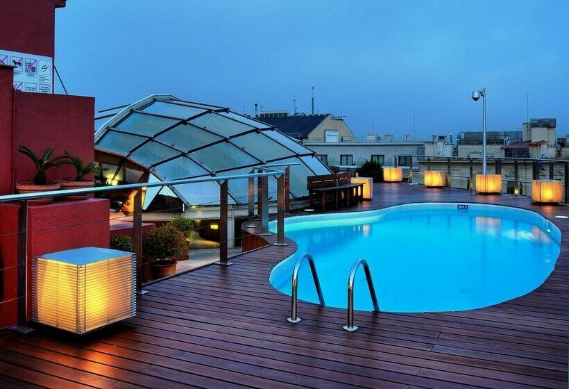 Hotel Silken Gran Havana Barcelona