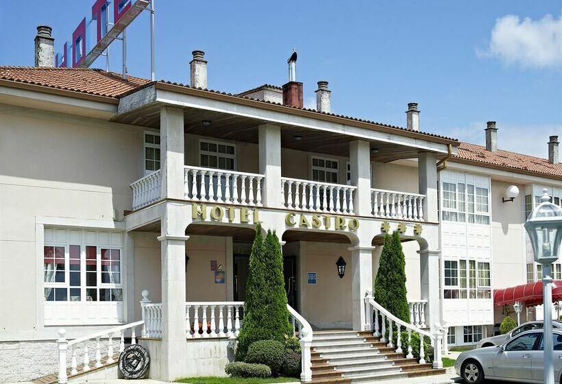 Hotel Castro Santiago de Compostela