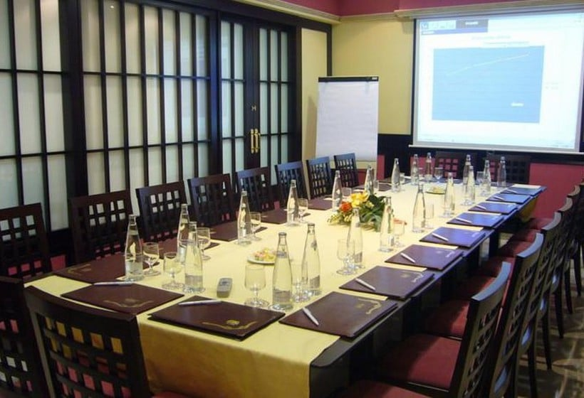 Meeting rooms Hotel Comfort Dauro 2 Granada