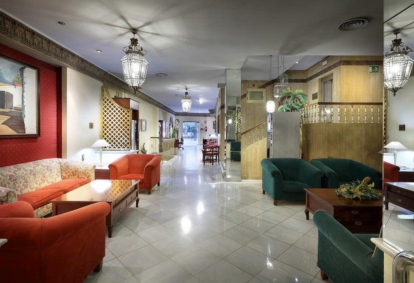 Common areas Hotel Juan Miguel Granada