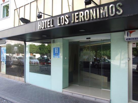 Hotel Los Jerónimos Granada